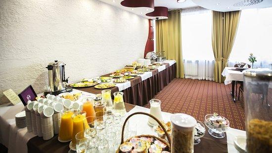 Bielsk Podlaski, Polonia: Restauracja Unibus