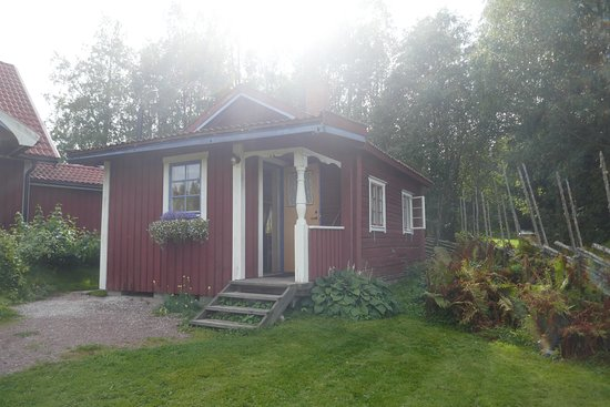 Tallberg, Szwecja: Our little Cottage