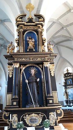 Aigen, เยอรมนี: Altar Re.