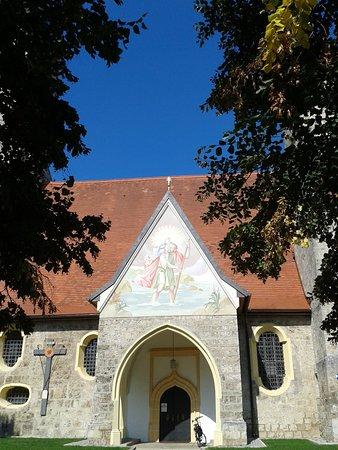 Aigen, Germany: Eingang
