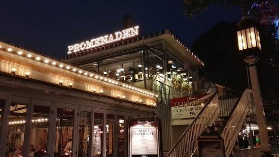 Promenaden Tivoli, København - Restaurantanmeldelser - TripAdvisor