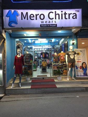 Mero Chitra Wears
