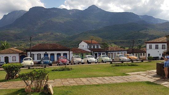 Centro Histórico de Catas Altas