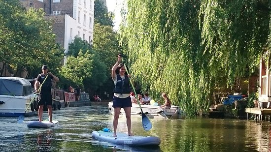 ‪Paddleboarding London‬
