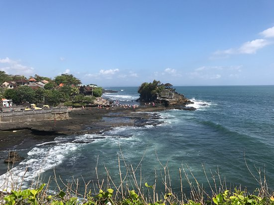 Блахбатух, Индонезия: Tanah Lot Temple