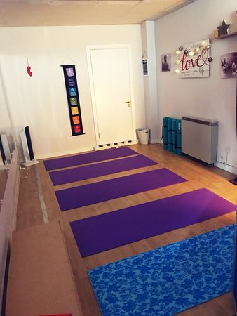 Hot Yoga Swansea Bay