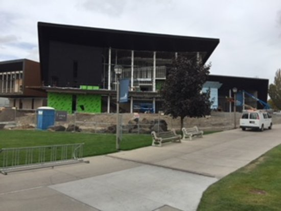 new performing arts center Picture of Gonzaga University Spokane