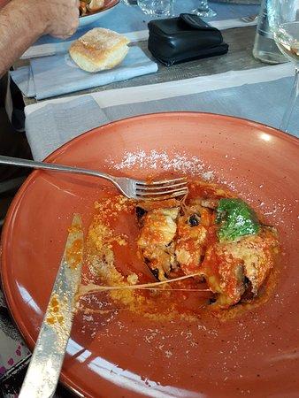 Delfino Blu Restaurant & Pizza : 20180923_144401_large.jpg