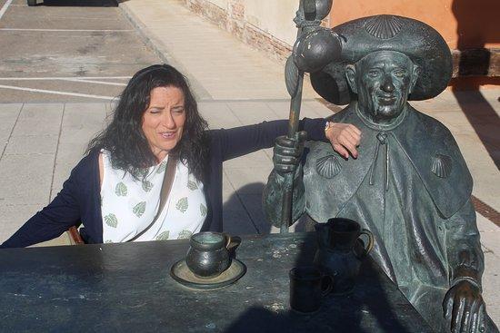 Villalcazar de Sirga, Espanha: Los Templarios 1