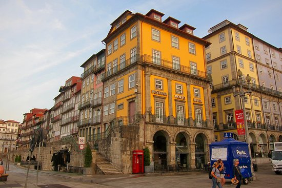 Pestana Vintage Porto: Exterior of the Hotel