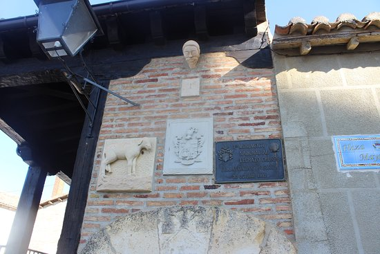 Villalcazar de Sirga, Espanha: Los Templarios 3