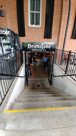 Ridgeway, Kanada: Brimstone Brewing Craft Beer