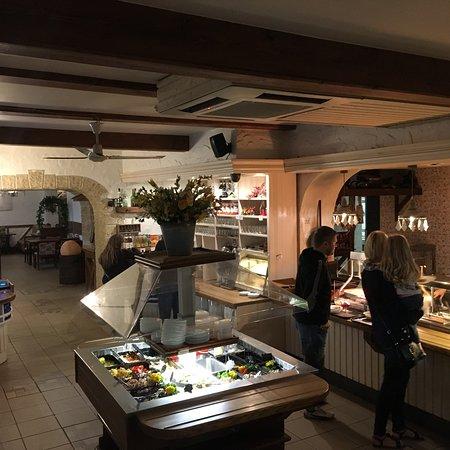 Cafe Bastions Foto