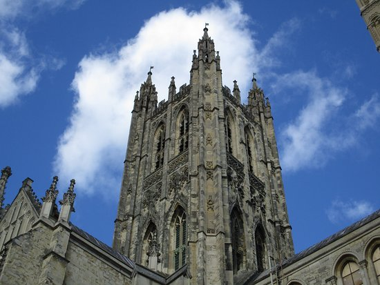 Canterbury Guided Tours: The Cathedral .. ..