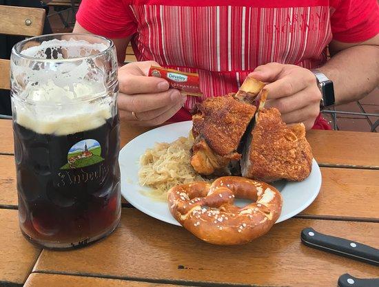 Andechs, Germany: ohne Worte