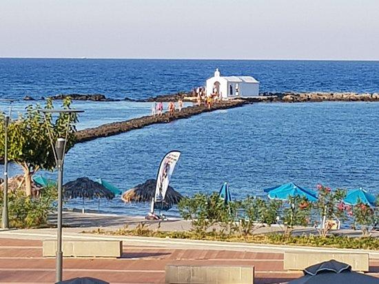 Georgioupolis Beach Bild