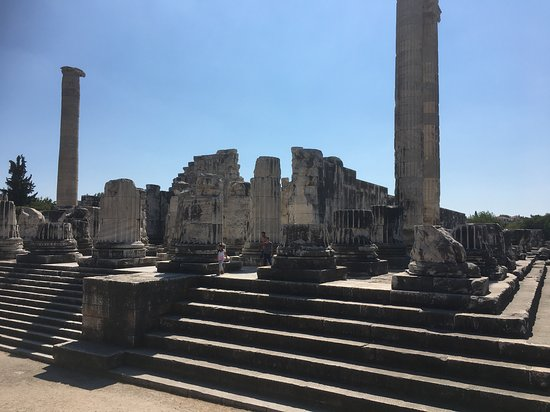 Temple of Apollo: Great day Out