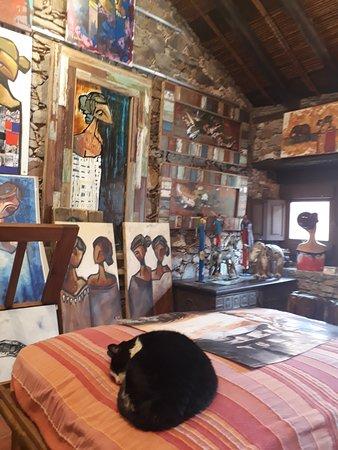 Galeria de los Suspiros: Atelier de Fernando Fraga