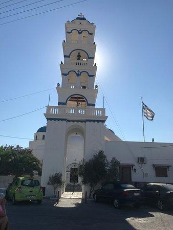 Church of TImios Stavros: por la mañana