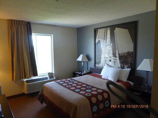 Pekin, Илинойс: Room View 1