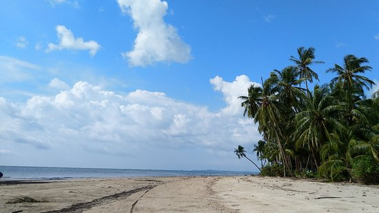 Chaungtha, Myanmar: Beautiful beach