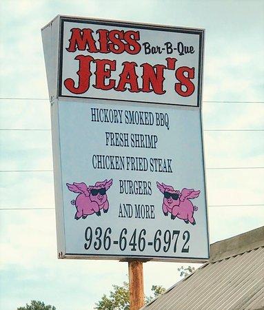 Onalaska, TX: New Sign