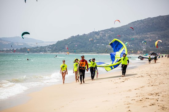 Kiteboarding Club Tarifa