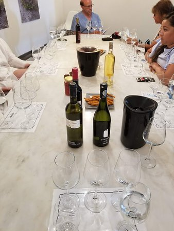 Santorini Wine Adventure: Boutari
