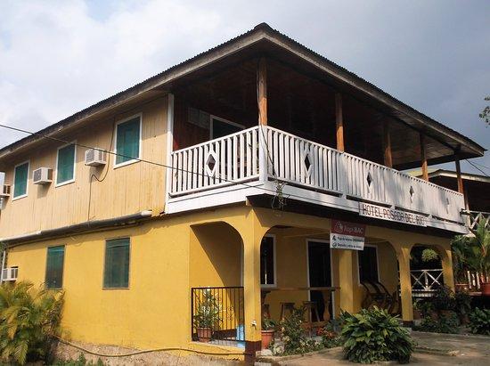 El Castillo, Nikaragua: 18 avril 2016 à 08h13
