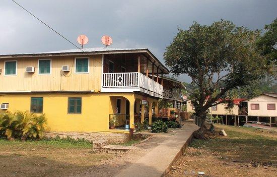El Castillo, Nicaragua: 18 avril 2016 à 08h13