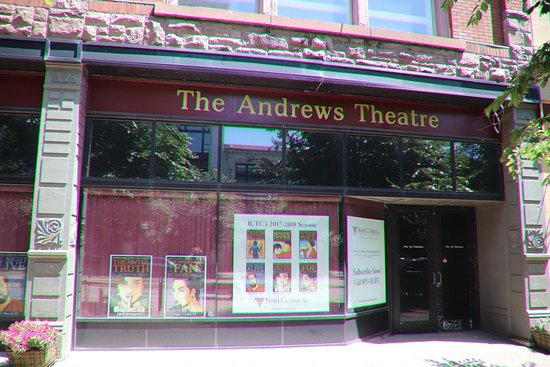 The Irish Classical Theatre Company at The Andrews Theatre
