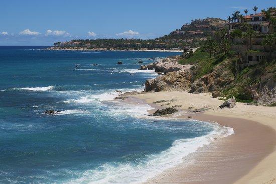Pretty coastline