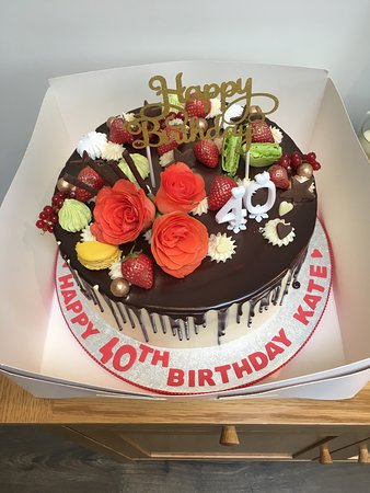 Prime Dragon Birthday Cake Picture Of Sweet Passion Cakes West Funny Birthday Cards Online Alyptdamsfinfo