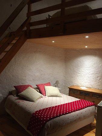 Magny-les-Villers, França: chambre familiale 4 personnes