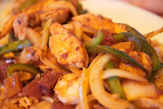 Iguana Joe's Caribbean Bar & Grill: Jambalaya