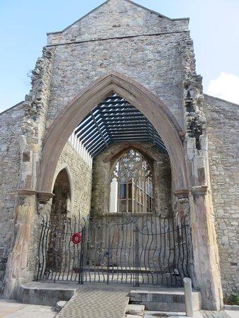 Church Altar Area
