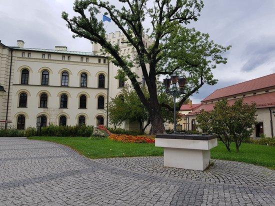 Zywiec, Polandia: Muzeum Miejskie w Żywcu