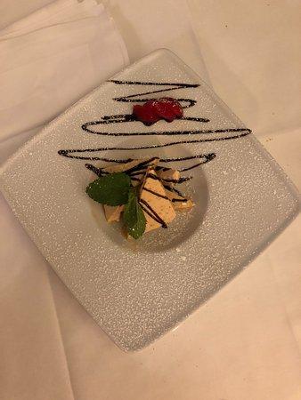 Aida : Dessert
