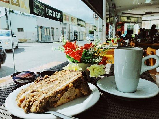 Lagarto: Café na padoca