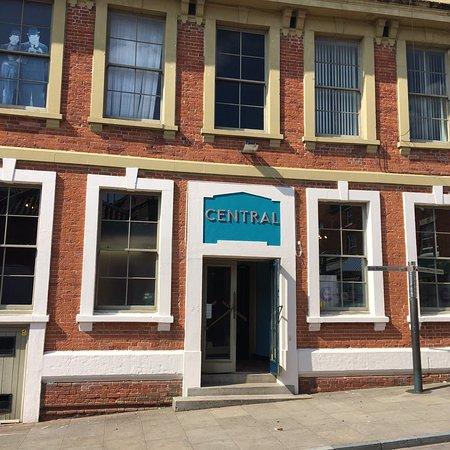 Fakenham, UK: Central Cinema