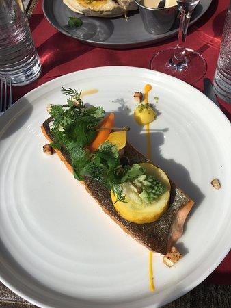 Restaurant La Tablée : Truite saumonée
