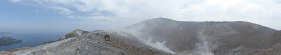 Scalata al Cratere: Le cratère
