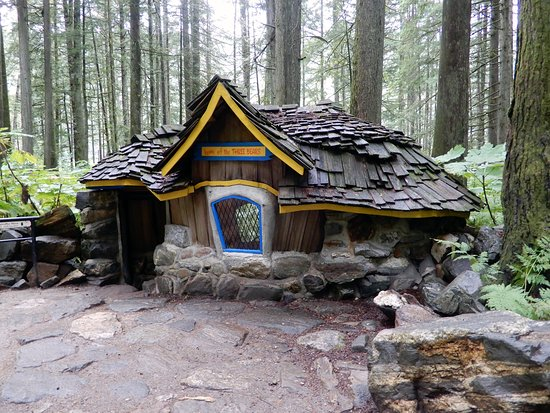 Welcome to Creepy Forest - The Enchanted Forest, Revelstoke