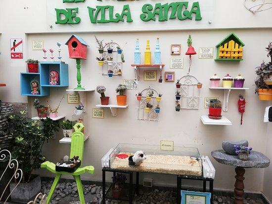 Hotel Vila Santa: Atahualpa! La mascota del Hotel