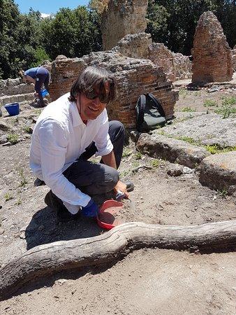 Dario Davide Archaeologist