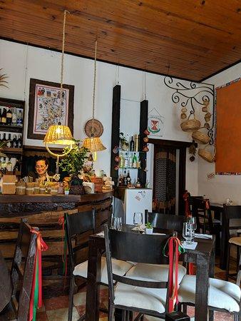 El mejor restaurante italiano de mi vida