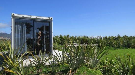 Ross, Neuseeland: Family Sleeper Pod