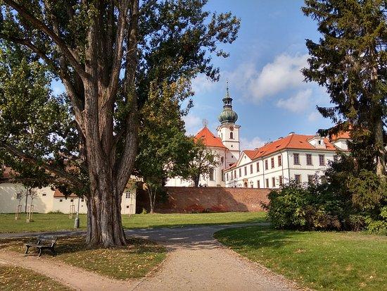 Monastère de Břevnov