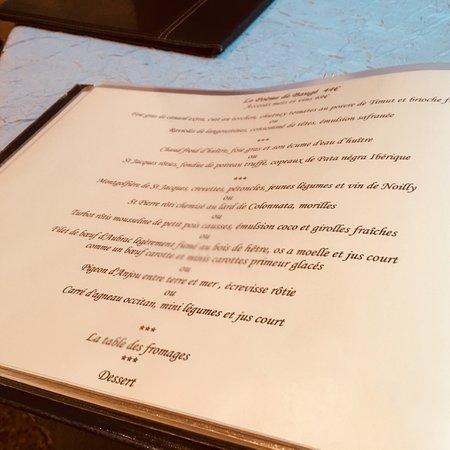 La table d 39 emilie marseillan restaurantbeoordelingen tripadvisor - La table d emilie marseillan menu ...