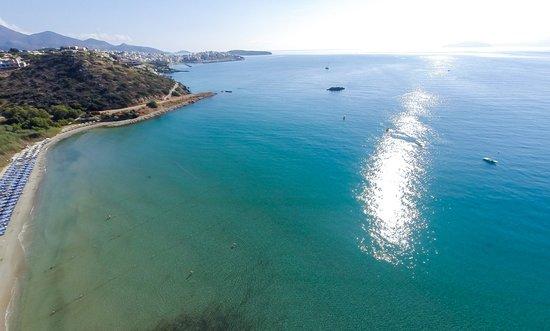 παραλία Αλμυρός